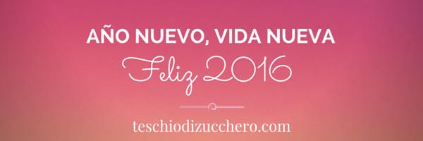 ano nuevo vida nueva!