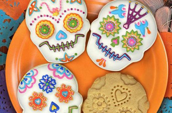 sugar-skull-cookies