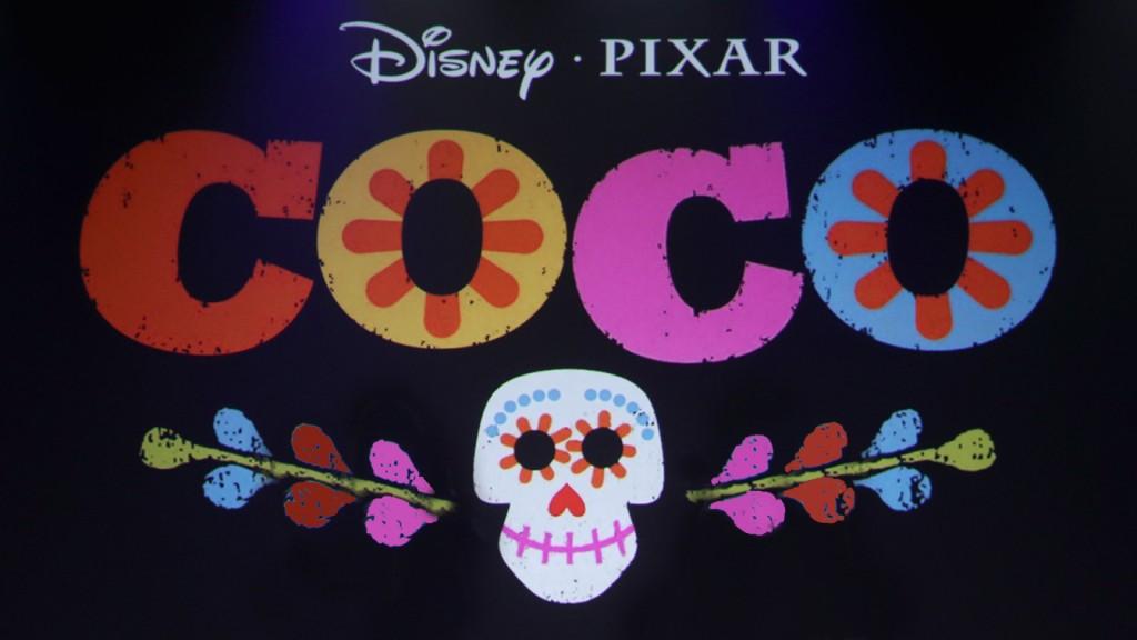 """""""Coco"""" - Il nuovo film di Disney Pixar - tema """"Dia de los Muertos"""""""